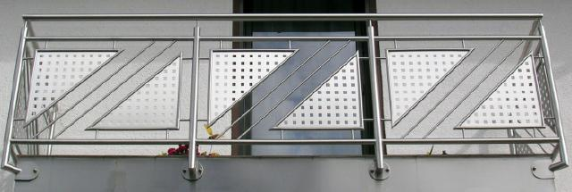 Geländer, Metallbau Gebrüder Eydt