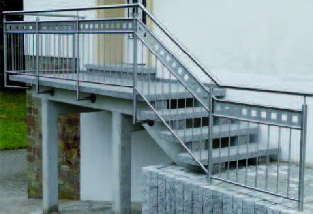 Treppe, Konstruktion Gebrüder Eydt