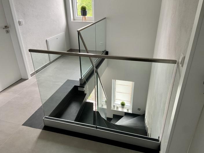 Die elegante Lösung für das Treppenhaus